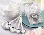 ''Love Beyond Measure'' Measuring Spoons Baby Shower Favor [Set of 96]