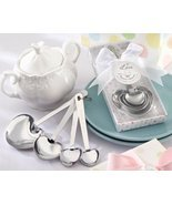 ''Love Beyond Measure'' Measuring Spoons Baby Shower Favor [Set of 96] - $184.99