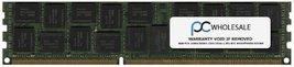 Dell 8GB PC3-10600 DDR3-1333 2Rx4 1.35v ECC Registered RDIMM (Dell Part ... - $57.67