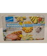 Proctor Silex Super Shooter Plus ACCESSORY KIT Md. G1010 King Size Cookies - $17.32
