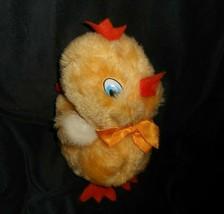 "8 "" Vintage 1982 Commonwealth Pasqua Chirpy Giallo Duck Peluche Peluche - $54.80"