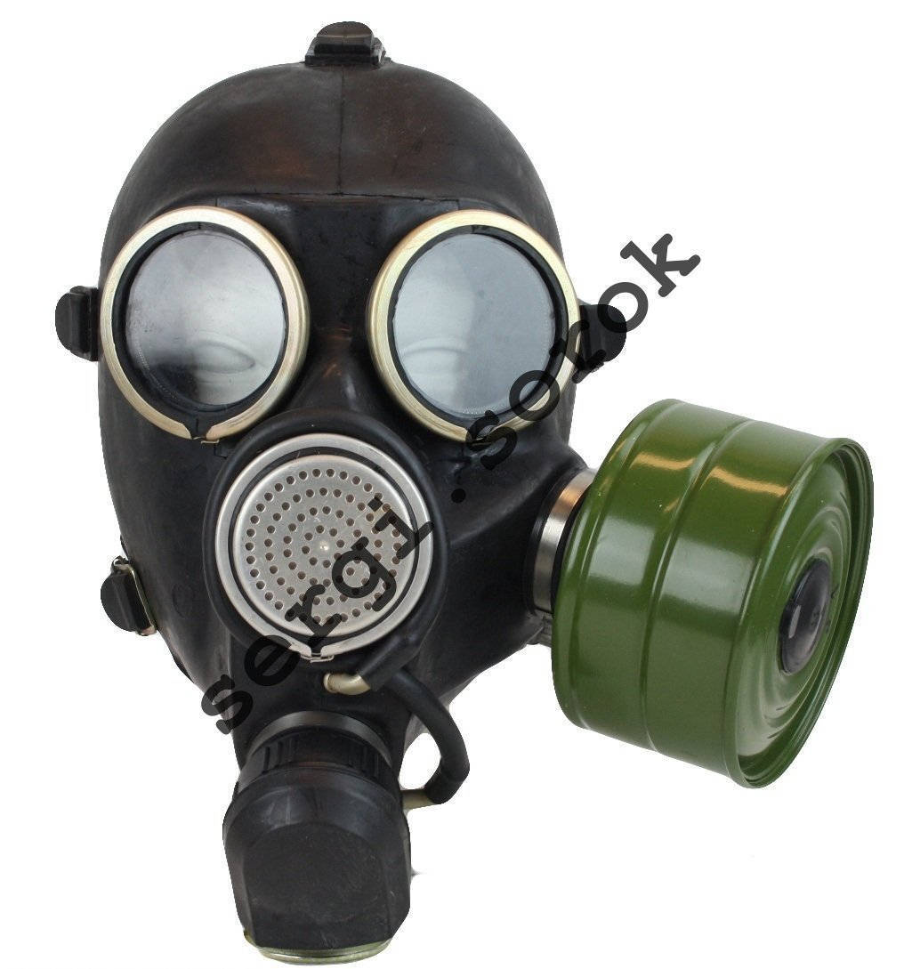 NBC Russian Army Military Gas Mask GP-7 with filter 2019 year new
