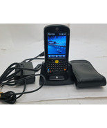 Motorola MC55A0 Mobile Computer With Dock And Carrying Case - $218.99