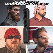 Cordless Beard Straightener Comb image 8