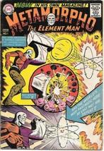 Metamorpho The Element Man Comic Book #1 DC Comics 1965 VERY GOOD+ - $32.81
