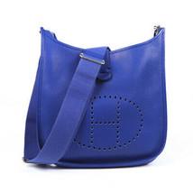 Hermes Evelyne III 33 Clemence Crossbody Bag - $2,885.00