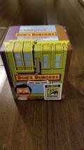 2017 Sdcc Exclusive Kidrobot Bobs Hamburgers Vinyle Mini Figurine Blond ... - $26.72