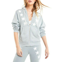 Wildfox Womens Bridesmaid WHT1673A3 Hoodie Relaxed Grey Size M
