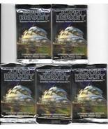 John Berkey Science Fiction Ultraworks Trading Cards 5 SEALED NEW Packs ... - $3.99