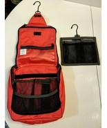 Cabela's Hanging Shower Bag Caddy Zipper Mesh Pockets Mirror Travel Camp... - $19.80