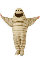Hotel Transylvania Murray The Mummy Child Halloween Costume Free Shipping - ₹2,657.20 INR