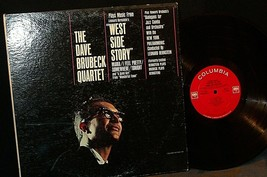 """Dave Brubeck Quartet – Music From """"West Side Story"""" And Other Works AA20-RC2102 image 2"""