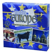 Out of the Box 10 Days In Europe Game - $129.33