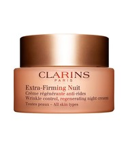 CLARINS Extra-Firming Wrinkle Control Regenerating Night Cream, 50 ml, 1.6 oz - $70.00