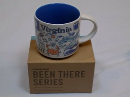 Starbucks Been There Series Across the Globe Collection Coffee Cup Mug 2018 NEW - $34.99