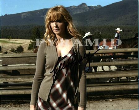Primary image for KELLY REILLY  Autographed Signed YELLOWSTONE TV Series 8x10 Photo w/COA -62117