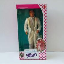 Vintage Foreign Alan Doll Wedding Day Groom of Midge Doll 1990 NOS - $49.40
