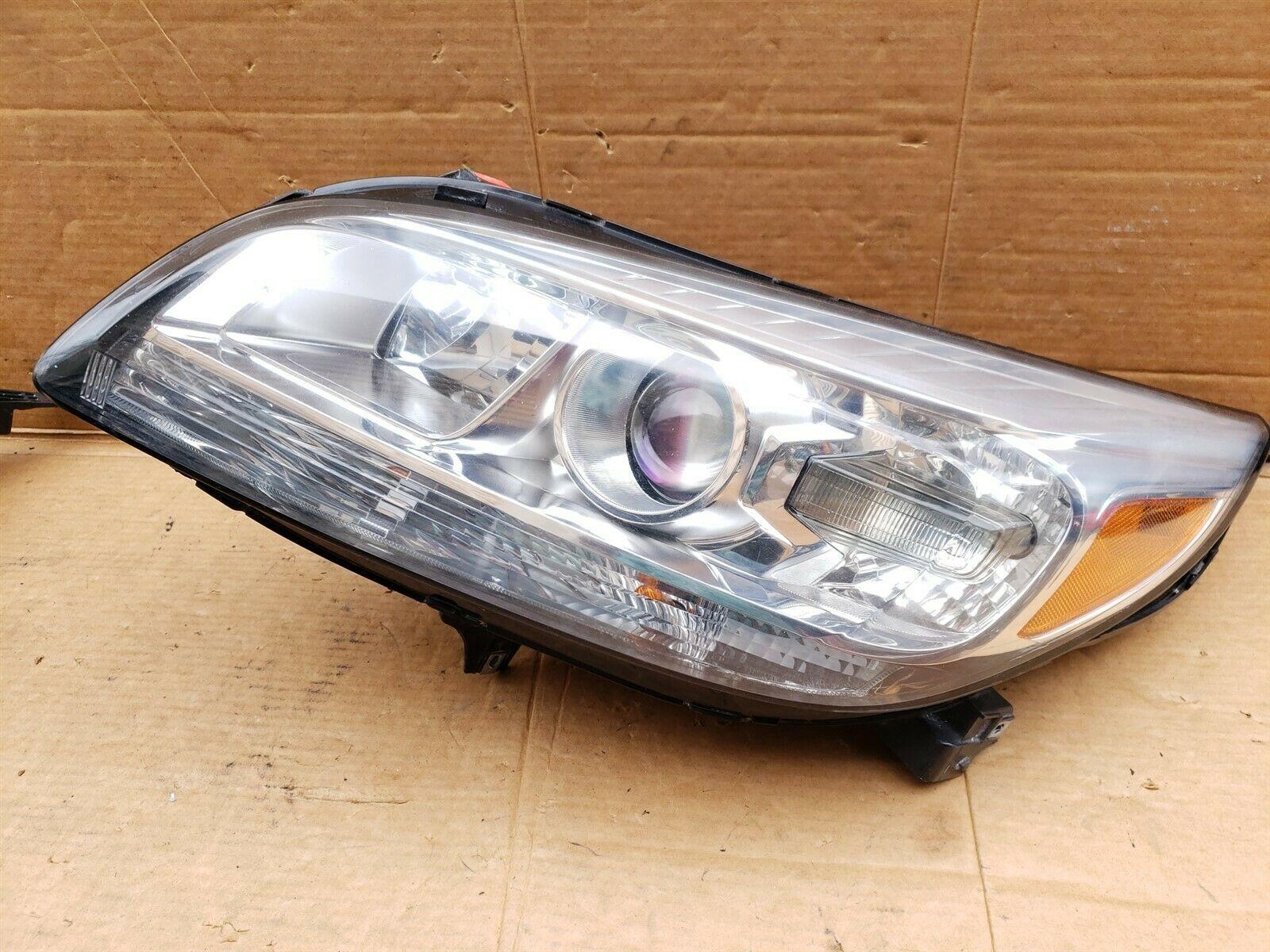 13-16 Chevy Malibu Headlight Head Light Lamp Driver Left LH