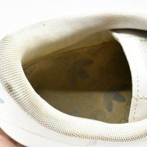 Adidas Samoa Women's White Lace Up Athletic Sneaker Shoes Size 10 G20682 image 6