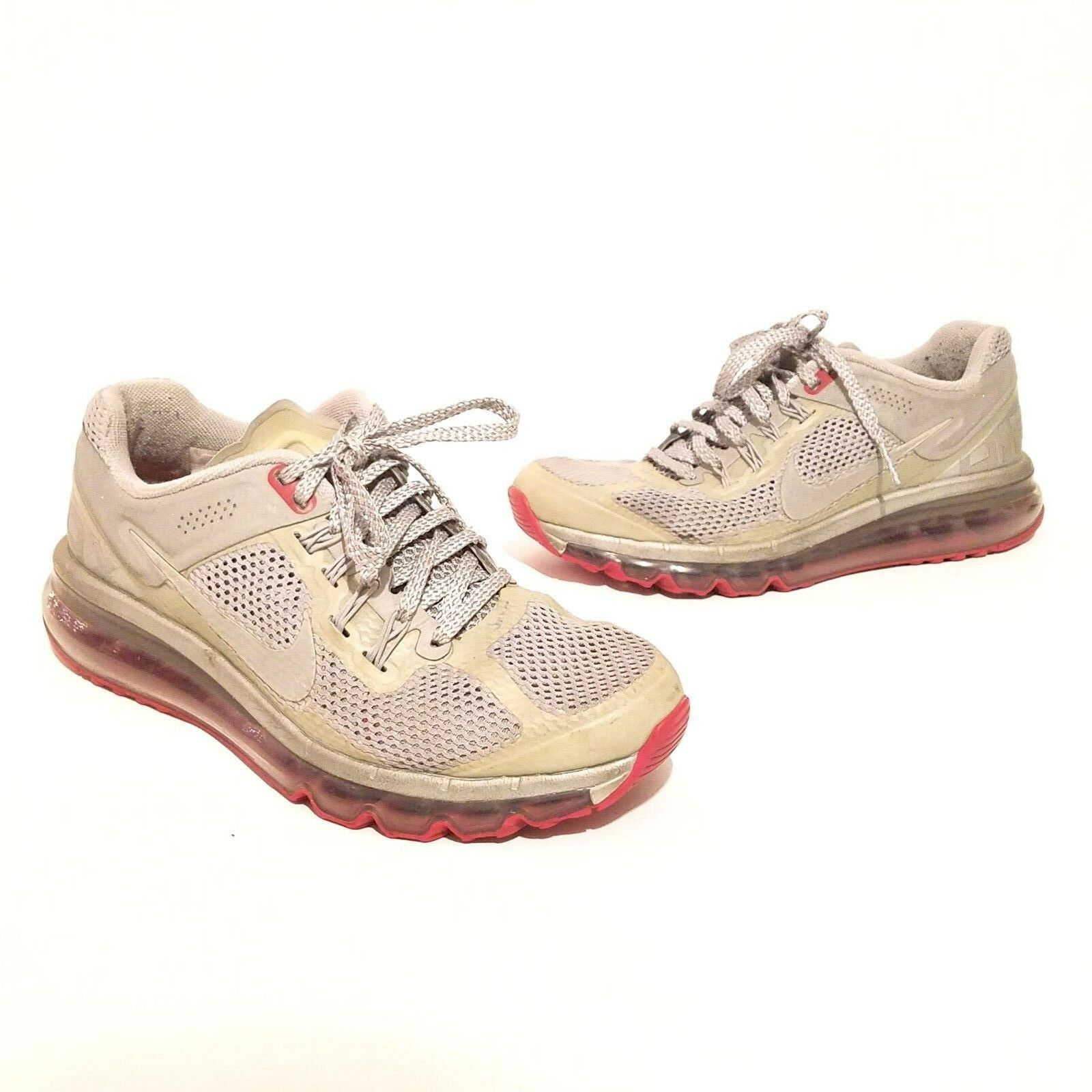 Primary image for Nike 2013 Women's Airmax Limited Athletic Shoes Size 8 US Gray & Red 579585-006