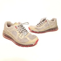 Nike 2013 Women's Airmax Limited Athletic Shoes Size 8 US Gray & Red 579... - $54.97