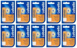 10x Labello Nivea Sun Protect Liposan Caring Lip Balm 10x5.5ml FREE SHIP... - $41.90
