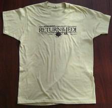 VINTAGE 1983 STAR WARS SCREEN STARS The Return of the Jedi ROTJ T Shirt  - $149.99