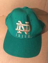Reebok Notre Dame Fighting Irish Green Hat Cap - $14.85
