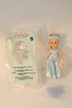 Wendy Doll As Blue Fairy 2004 Madam Alexander Small Mc Donald's Doll #5 - $6.92