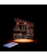 Aloka Fire Engine SleepyLight - $32.33