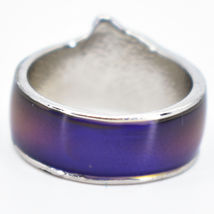 Cute Jumping Dolphin Children's Color Changing Fashion Mood Ring image 9
