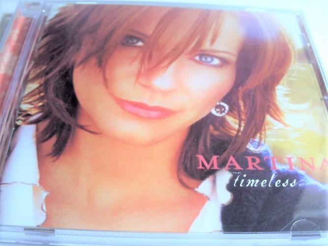 Martina McBride Timeless CD