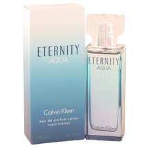 Eternity Aqua By Calvin Klein For Women 1 oz EDP Spray - $25.38