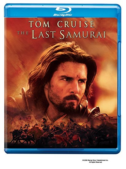 The Last Samurai (Blu-ray Disc, 2006)