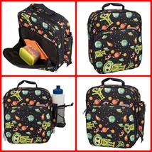 Insulated Durable Lunch Bag - Reusable Meal Tote With Handle and Pockets... - €12,10 EUR