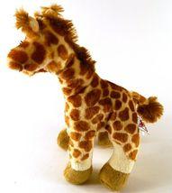 "Webkinz Ganz GIRAFFE HM403 Stuffed Beanbag Plush No Code 11"" tall image 4"