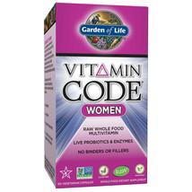 Garden of Life Vitamin Code Women's Multi, 120 CapsuleS. - $49.49