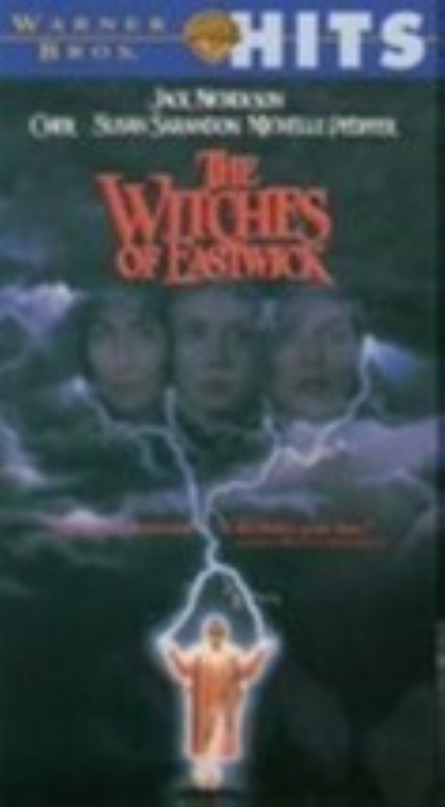 The Witches of Eastwick Vhs