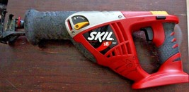 SKIL 18-VOLT VARIABLE SPEED CORDLESS RECIPROCATING SAW WITH TURBO SPEED - $16.89