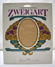"Zweigart Dublin 25 Count Cross Stitch Fabric Sand Linen 14""x18"" New Old Stock - $12.30"