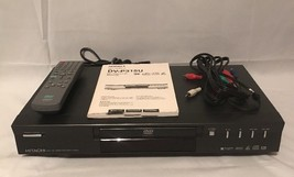 Hitachi DV-P315U DVD Player, Tested! Excellent working condition! - $27.89