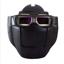 Servore Arc-513 #. SILVER Auto Shade Welding Goggles with Protective Face Shield image 1