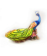 Peacock With Tail Lay Down - $475.20