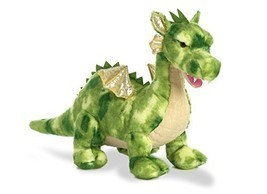 Aurora World Dragon Plush, Vollenth The Green - €14,95 EUR