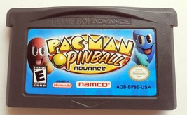 Namco Pac-Man Pinball Advance Nintendo Game Boy Advance, 2006 GBA FREE SHIP - $4.95