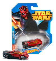 Hot Wheels Star Wars Darth Maul Character Cars New in Package - $7.88