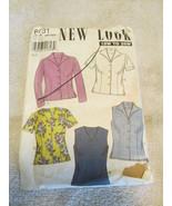 New Look 6731 18W - 26W Blouse Pattern  - $6.99