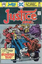 Justice Inc. Comic Book #3, DC Comics 1975 VERY FINE- - $9.74