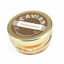 Tobiko Ginger, Capelin Sushi Caviar - 17.6 oz - $75.19