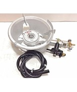"""B-0006 High Pressure Burner Propane Gas Manual 12"""" Mouth Up to 119000 BT... - $118.79"""